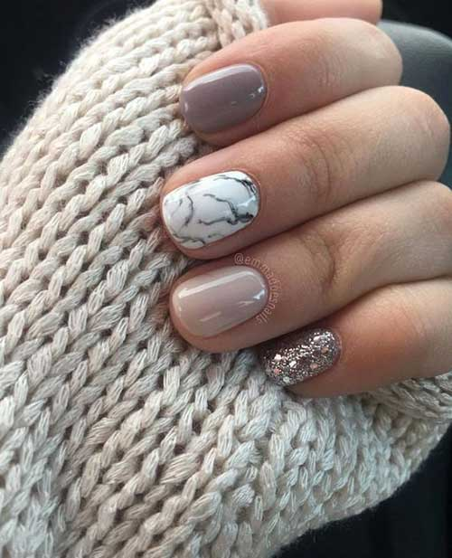 Nail Art Designs for Short Nails -7