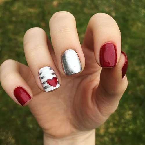 Nail Art Designs for Short Nails -9