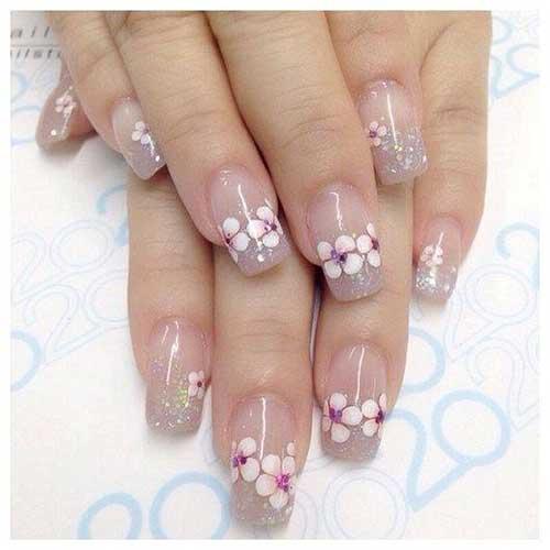 Cute Spring Nail Art Designs-10