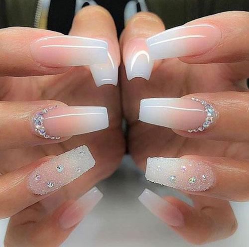 Nail Designs with Rhinestones-10