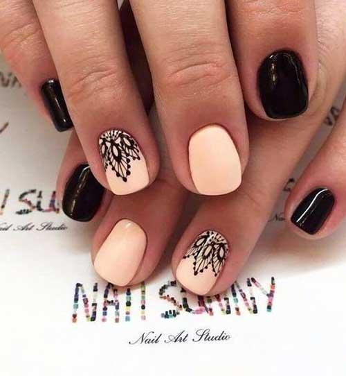 Nail Designs for Short Nails-11
