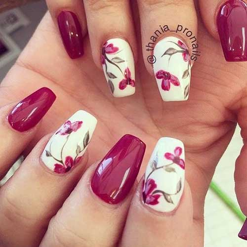 Spring Nail Art Designs-11
