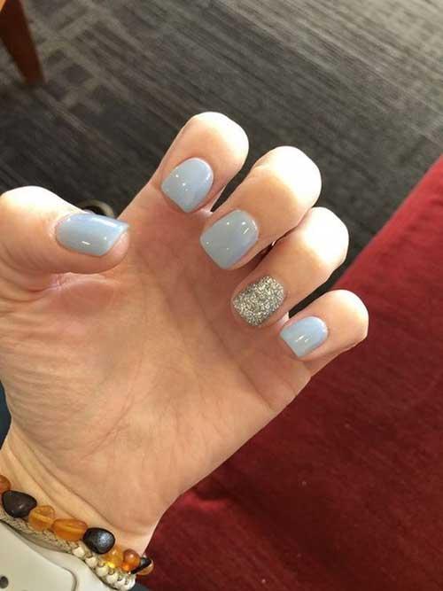 Nail Designs for Short Nails-12