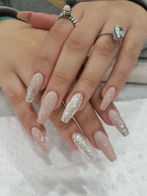 Coffin Shaped Nails-13