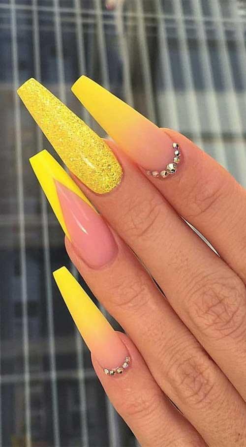 Acrylic Nail Designs-14