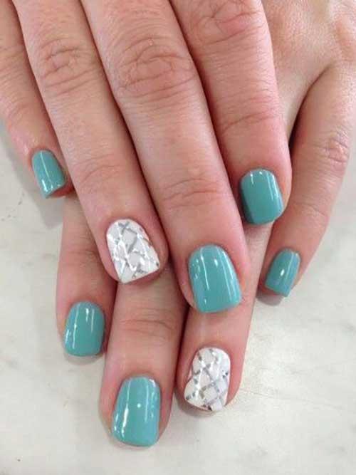 Spring Nail Art Designs-15