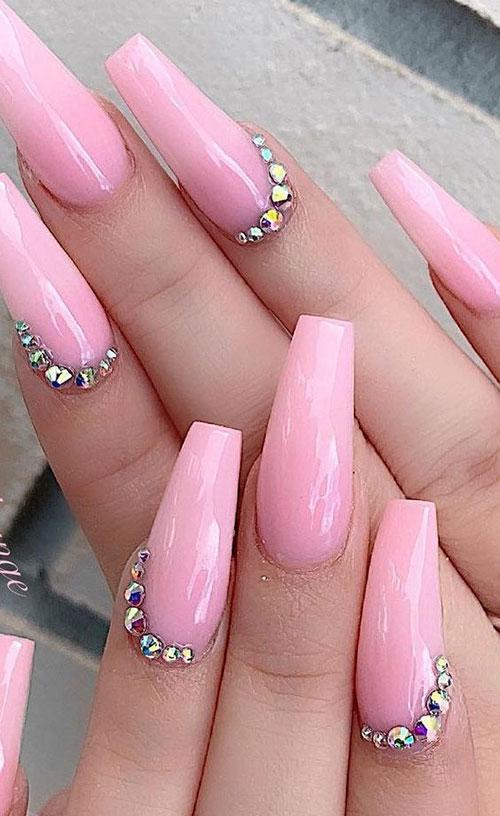 Nail Designs with Rhinestones-18
