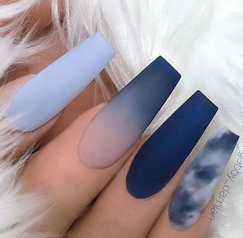 Coffin Shaped Nails-6