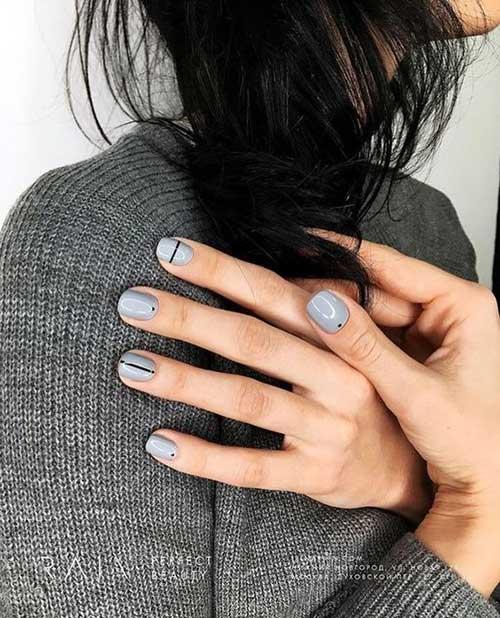 Nail Designs for Short Nails-7