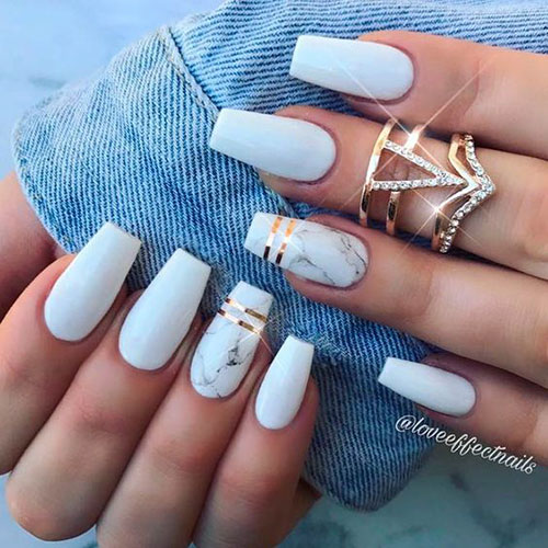 Coffin Shaped Nails-8