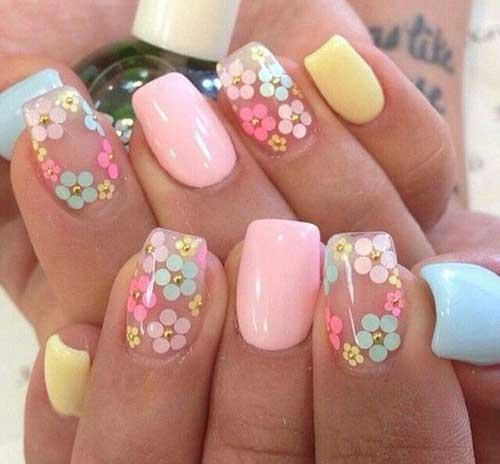 Cute Spring Nail Designs
