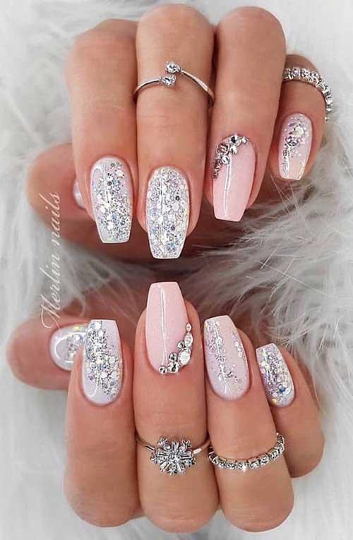 Bridal Nail Designs-10
