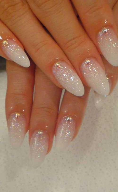 Bridal Nail Designs-19