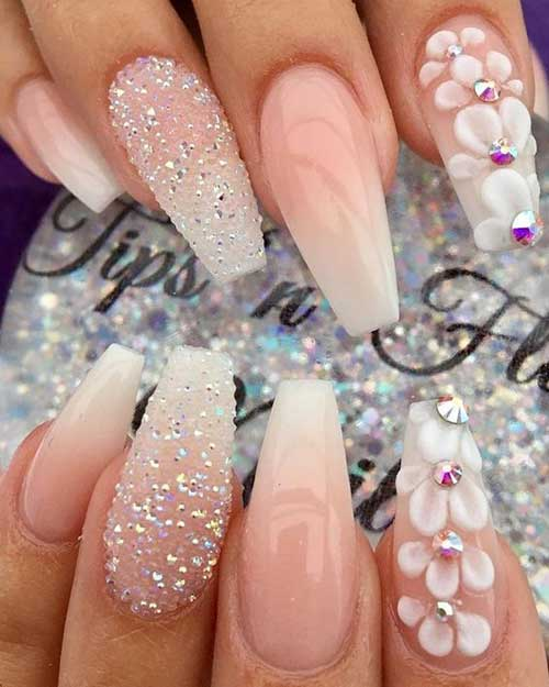 Wedding Nail Designs 2019