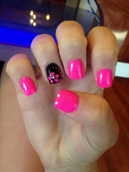 cute amp easy nail designs for spring nail art designs 2017