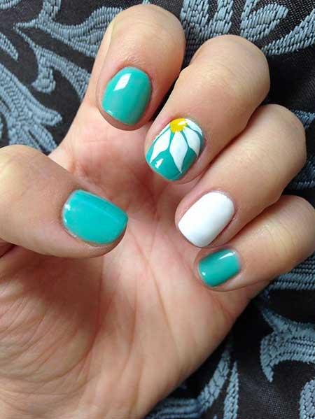 Cute Short Nails