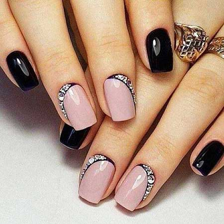 Simple Simple Nail Designs 2017 - 13