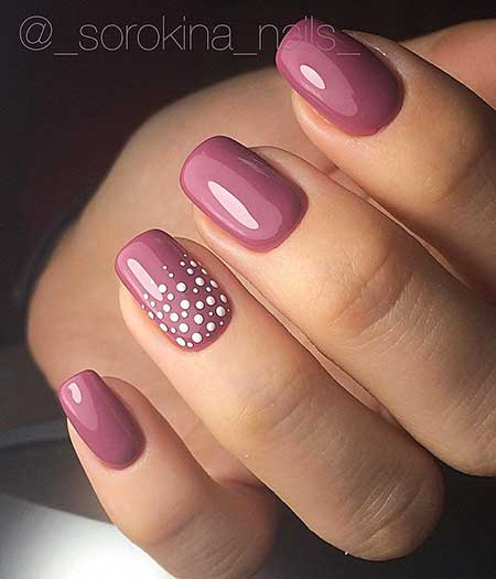 Simple Simple Nail Designs 2017 - 14