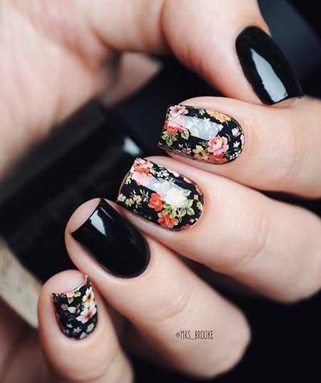 Trendy Spring Nail Designs 2017