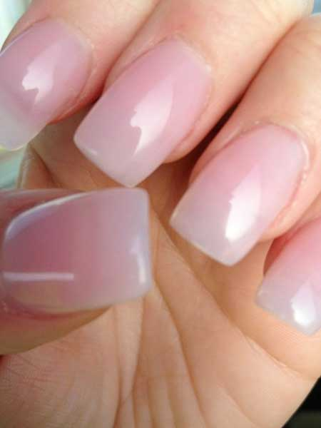 Acrylic Nails Natural Look
