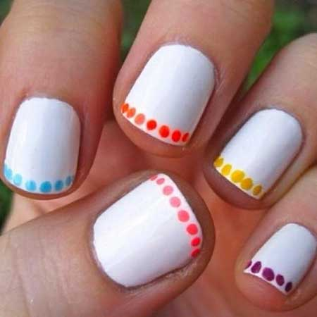 Easy Fun Nail Designs 2017 - 17