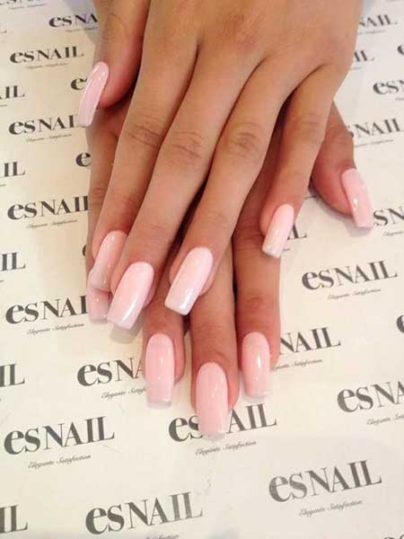 Long Square Acrylic Nails Designs 2017