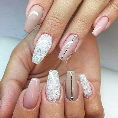 Coffin Nail Designs 2017