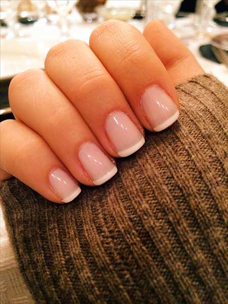 Short Natural Nail Designs 2017
