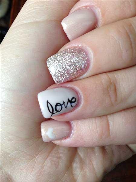 Bridal Nail Designs - 21