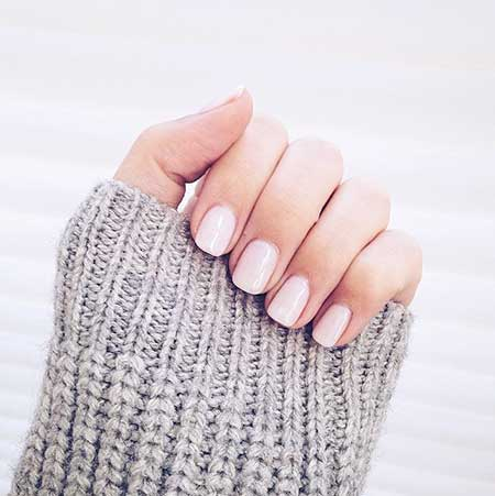 Light Pink Nail Designs 2017 - 27