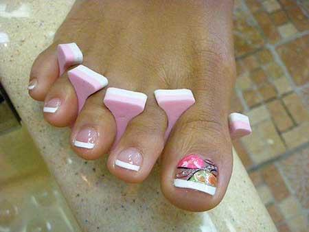 cool toe nail designs for summer  nail art designs 2020