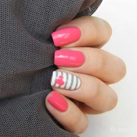 Valentine'S Day Nail Colors