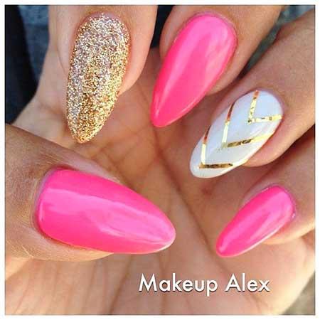 Nails Pink