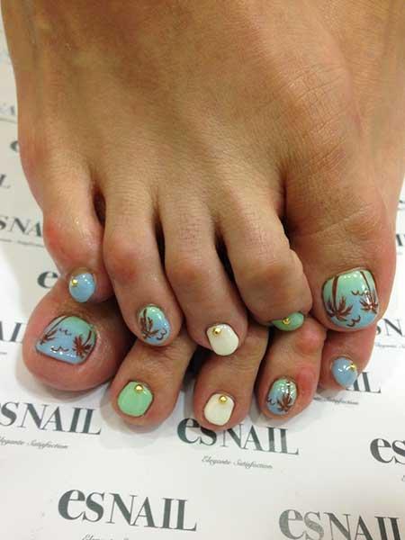 Toe Nail Toe, Pedicures, Art, Toe