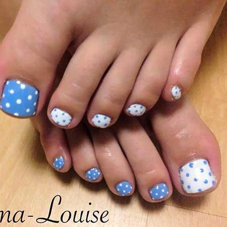 Toe Nail Pedicures, Toe, Art, Chanel Toe Toenail, Toe