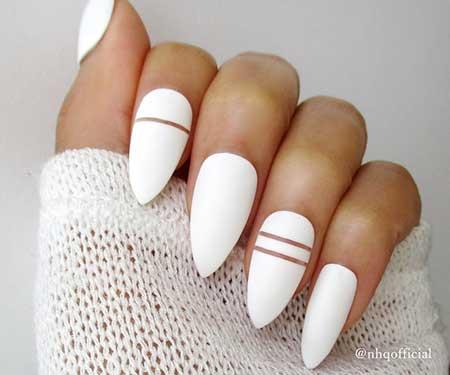 White Nail, Manicures, Polish, Nail Polish, Essie, Matte
