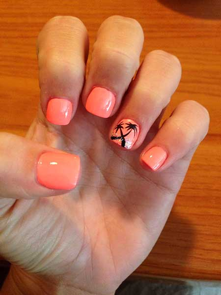 French Manicure, French, Pinkures, French Nail, Art, Beach, Acrylic