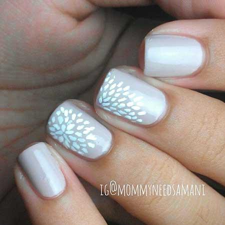 Nail, Polka Dots, Dot Nail, Art, S, Dot, Polka, Decorated, Wedding,