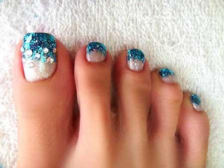 Toe Nail Toe, Toe, Pedicures, Art, Toenail