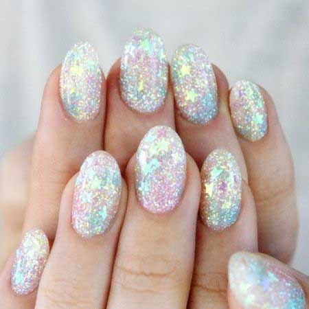Glitter Nail Glitter, Mermaid Polish, Nail Polish, Mermaid, Idea, S, Art
