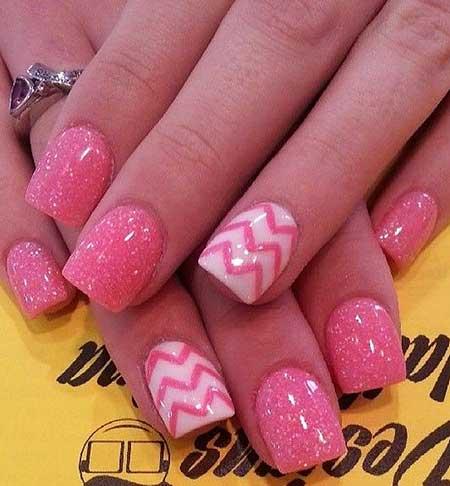 Pinkpink, Pretty Nail, Valentine Nail