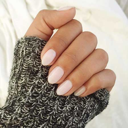White Nail, Nude Manicures, Nudes, Beautiful, Coffin Short, Nude, White, Coffin