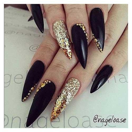 Very Long Nail Designs-8