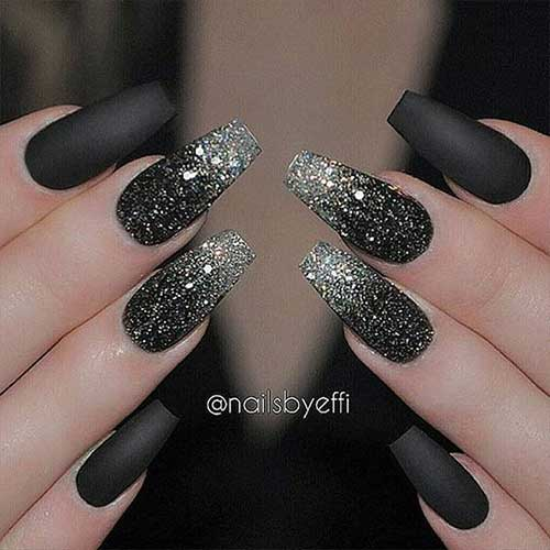 Best Black Nail Designs