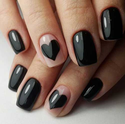 Black Nail Ideas