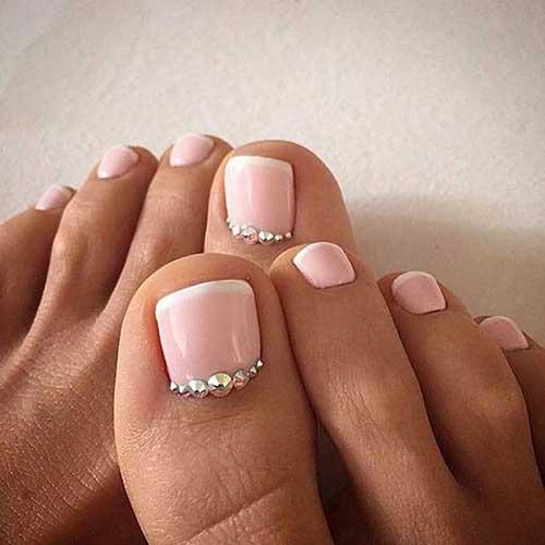 Cute Toe Nail Designs-10