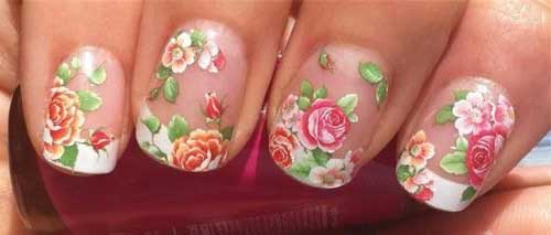 Nail Art Designs Stickers