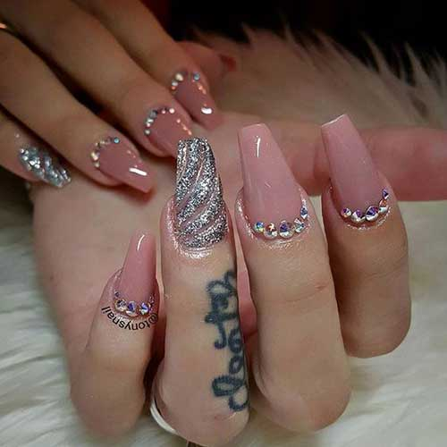 Nude Nail Designs-12