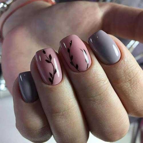 2017 Simple Nail Designs
