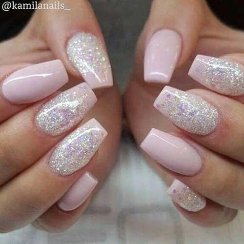 Glittered Nail Art Designs-8